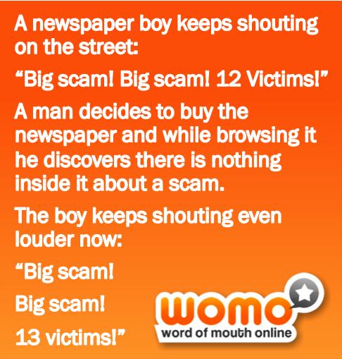 Big scam!